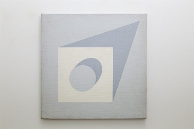 Pittura atonale, 1972, acrylic on juta, cm 75 x 75, photo- Danilo Donzelli .jpg