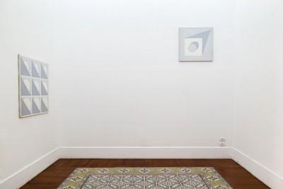 Geometrie anni Settanta: tra logico e poetico, programmato e casuale, 2017, exhibition view