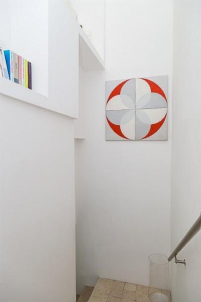 Betty Danon, Geometrie anni Settanta: tra logico e poetico, programmato e casuale, 2017, veduta della mostra