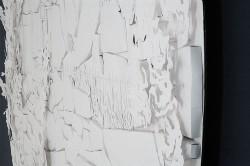 34.9247517008, -111.909659395, 2013, paper, Dibond, painted wall, ⌀ 200 cm, detail