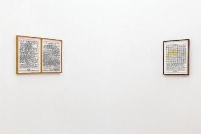 Ogni storia d'amore è una storia di fanstasmi, 2018, exhibition view