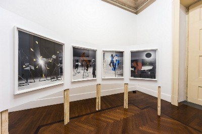Year out of Shape, 2016, exhibition view, photo: Danilo Donzelli