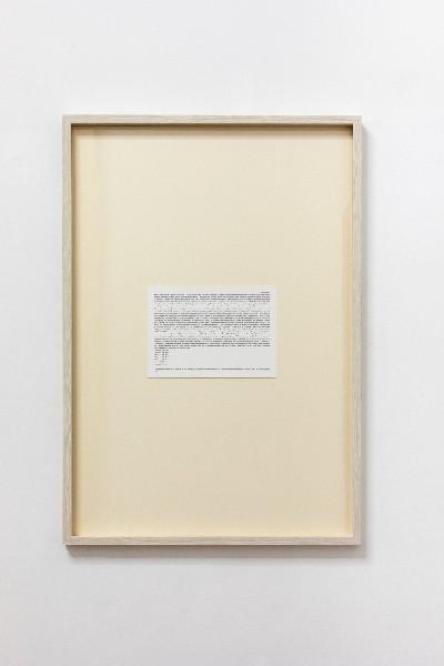 2019, stampa su carta di bambù/ print on bamboo paper, cm 100x70_© Danilo Donzelli Photography