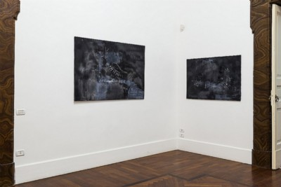 An Entertainment in Conversation and Verse, 2017, exhibition views