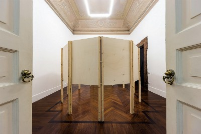 Damir Ocko, Year out of Shape, 2016, exhibition view