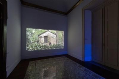 Giovanni Giaretta, Variations on a Nightshift, 2018, exhibition view