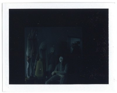 Benedicte Gyldenstierne Sehested Untitled, 2017, fuji instant C-Print, cm 8,5 x 10,8 (framed: 31x 39 cm), ed. unique