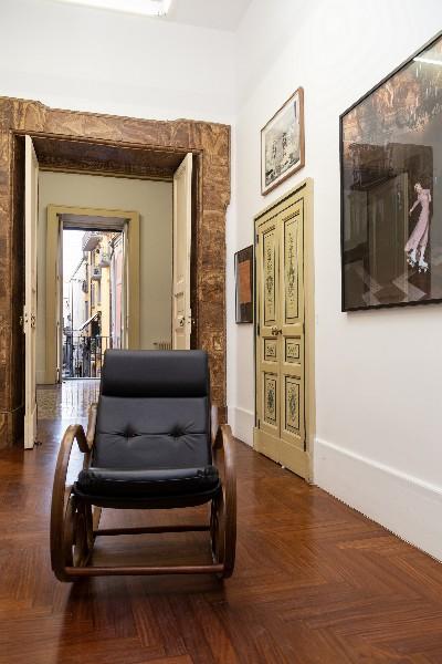 Antonio Della Guardia, La luce dell'inchiostro ottenebra, 2018, exhibition view