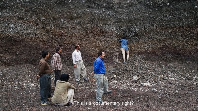 The Lightest of Stones, 2015, HD video, duration: 1555