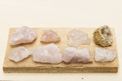 Malinconia #4, 2015, quartz, cm 5 x 20 x 10, photo: Sebastiano Luciano